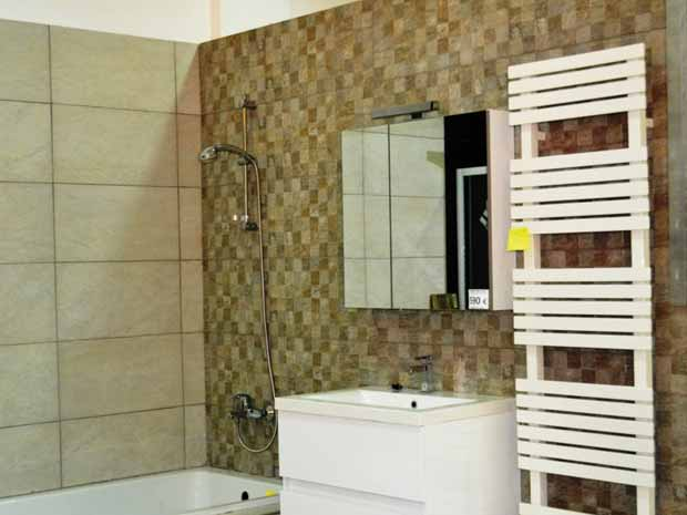 Salle de bain complète ou produits pour salle de bain